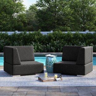 Outdoor Corner Chair   Wayfair
