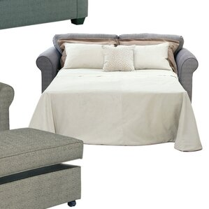 Serta Upholstery Blackmon Queen Sleeper by Andover Mills