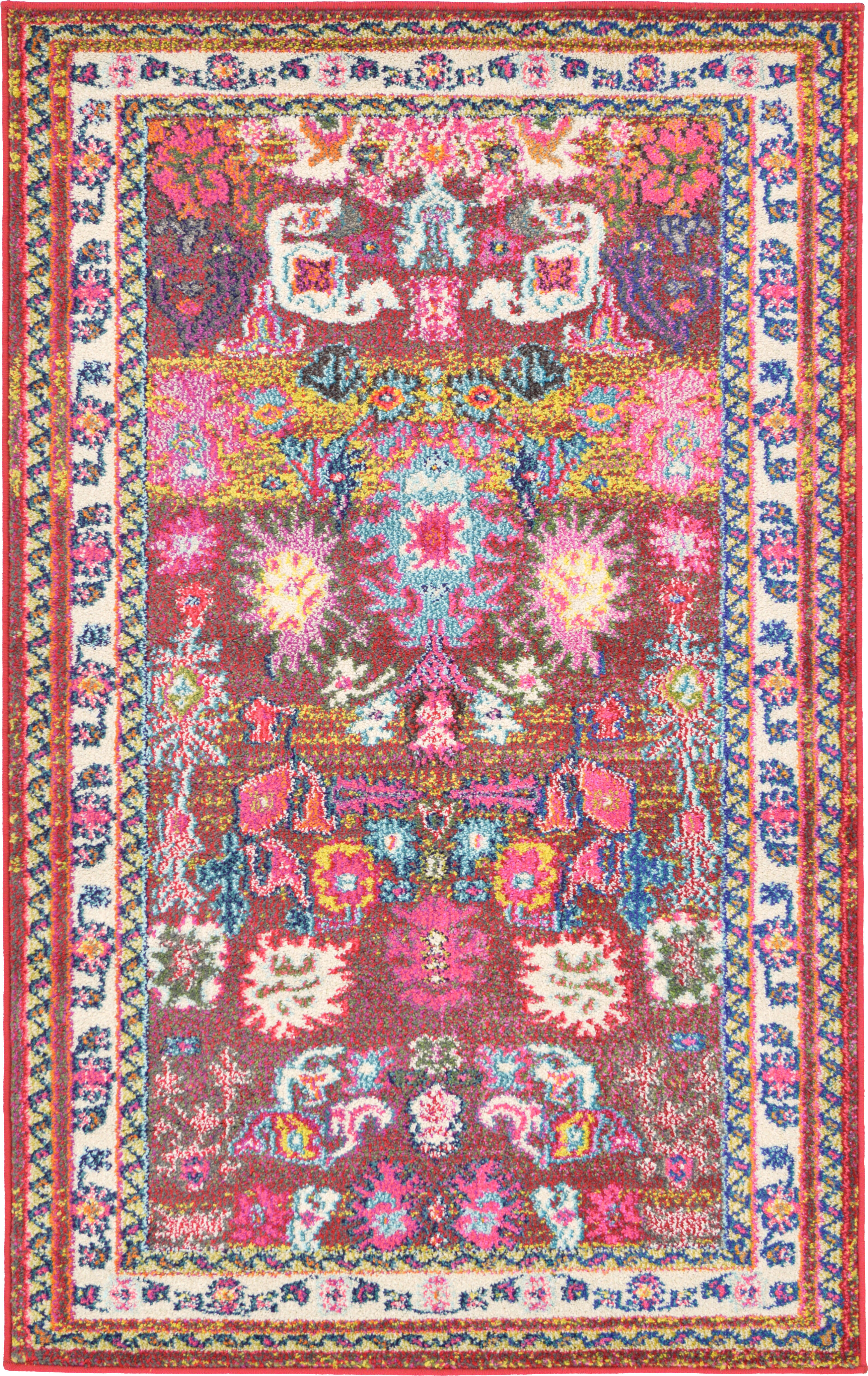 Pink Area Rug 5x8 Rugs Ideas