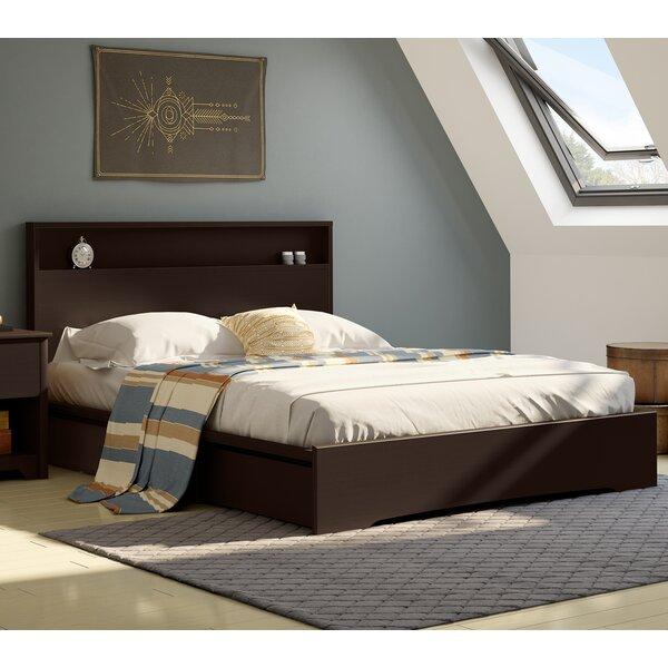 Queen Storage Bed Frame   Wayfair