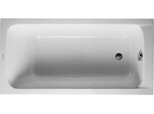 D Code Drop In Acrylic Bathtub