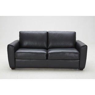 Ventura Leather Sleeper Sofa