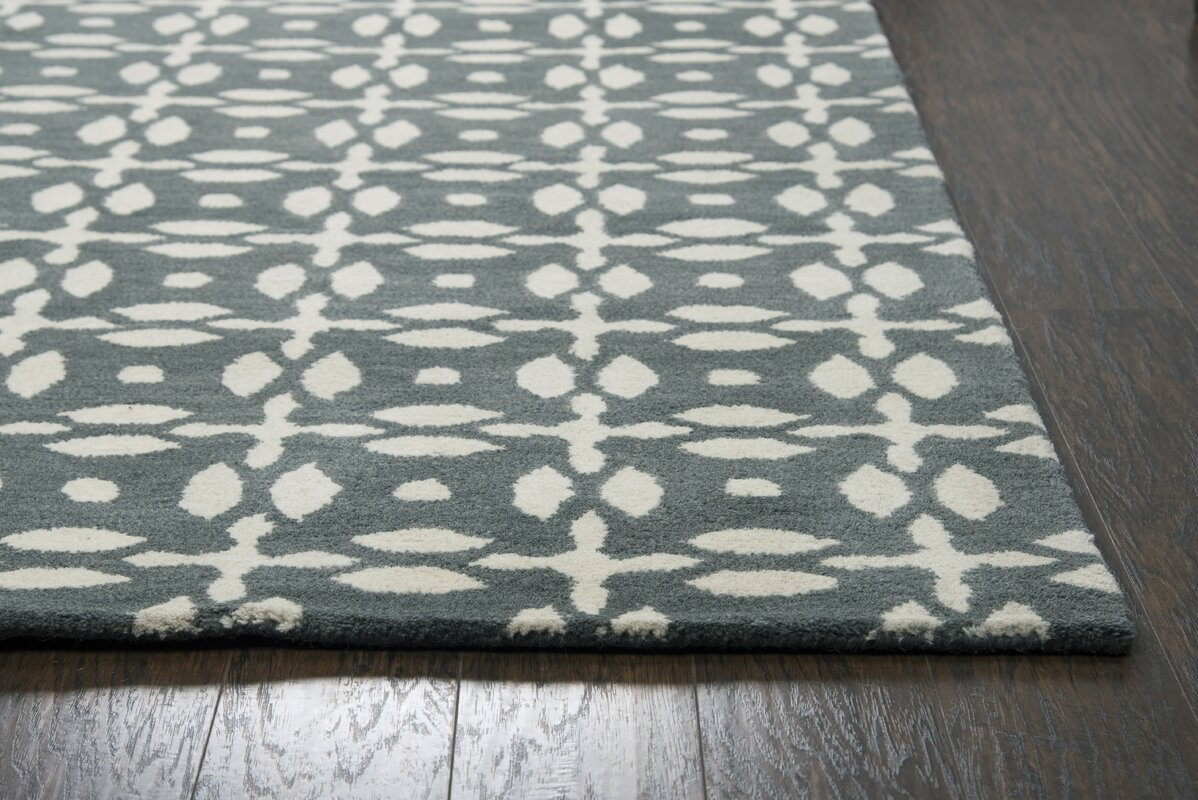 Birch Lane Orla Handwoven Wool Area Rug Amp Reviews Birch