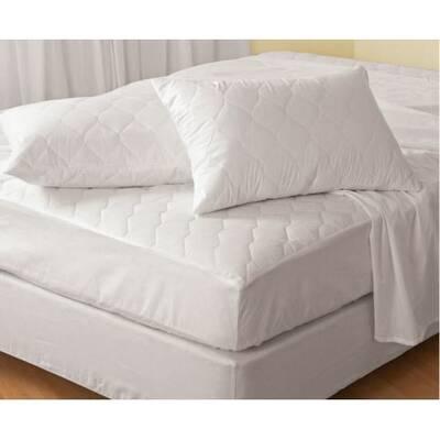 Simmons Beautyrest Cotton Top Polyester Mattress Pad Reviews Wayfair