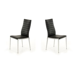 Clower Upholstered Dining Chair (Set of 2)