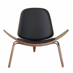 Shell Lounge Chair by Design Tree Home
