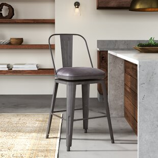 Woodbranch Swivel Bar Stool