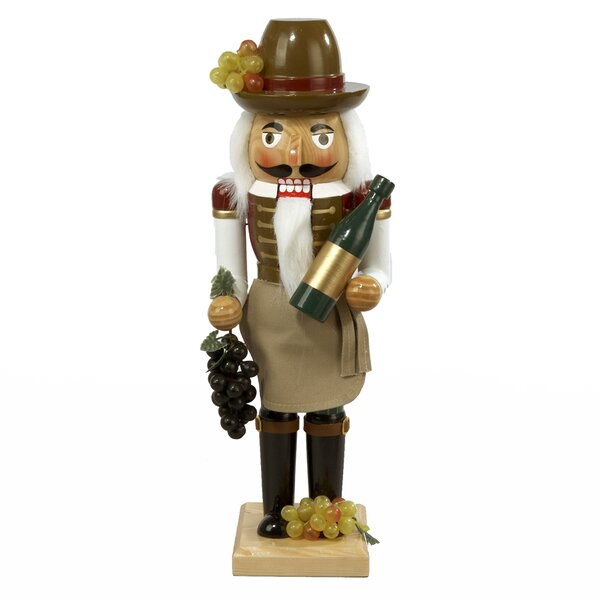 christmas nutcrackers youll love wayfair - Christmas Decorations Wooden Soldiers