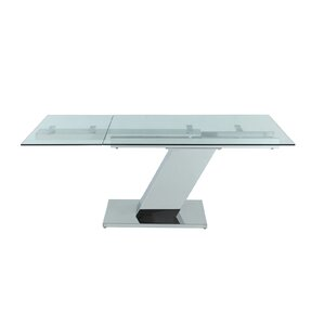 Sleek Extendable Dining Table by Whitelin..