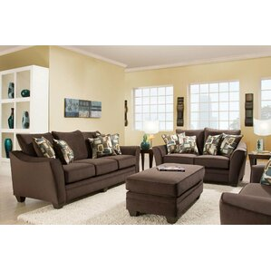 Cupertino Configurable Living Room Set by Chelsea Home