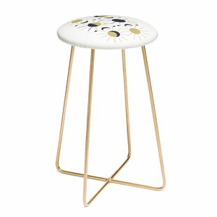 Emanuela Carratoni Moon and Sun 30 Bar Stool