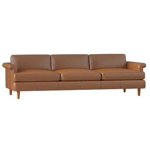 Nice Carson Leather Sofa