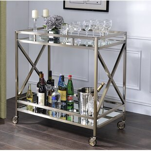 Poojari Bar Cart