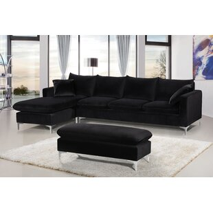 Black Sectionals You\'ll Love | Wayfair