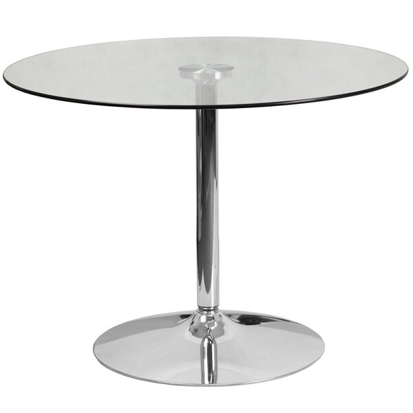 Modern Contemporary 36 Round Dining Table AllModern