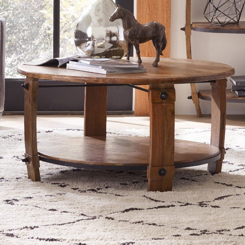Hooker Furniture Glen Hurst Wine Barrel Coffee Table Reviews Wayfair