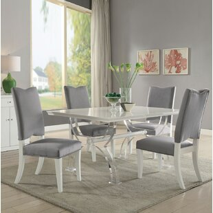 Macalester 5 Piece Dining Set