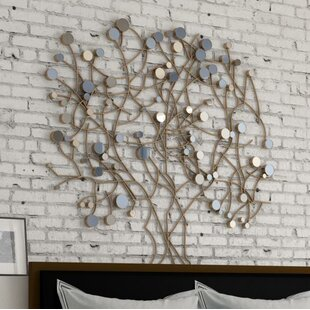 Round Wood Wall Décor