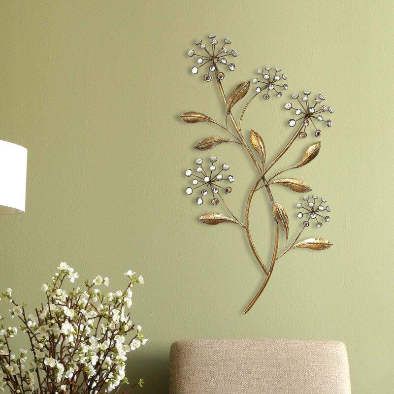 Nice Wallflower Wall Decor Composition - Wall Art Design ...