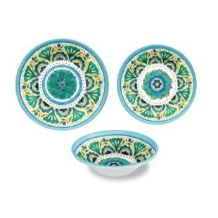 Aden 12 Piece Melamine Dinnerware Set  sc 1 st  Wayfair & Bpa Free Melamine Dinnerware   Wayfair.ca