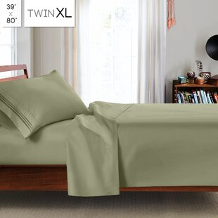 Mint Green Twin Xl Sheets | Wayfair