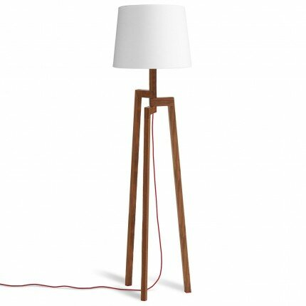 Stilt Wooden 65 5 Quot Tripod Floor Lamp Amp Reviews Allmodern