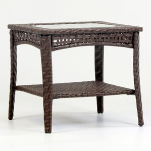 Martinique End Table by South Sea Rattan