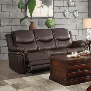 St Louis Park�Double Reclining Sofa by Woodh..