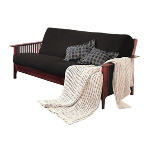 Levinsohn Box Cushion Futon Slipcover by Fresh Ideas