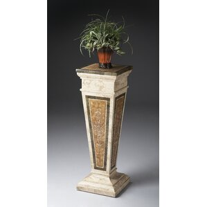 Heritage Pedestal End Table by Butler