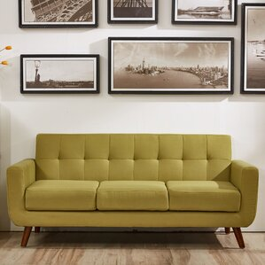 Langley Street Lester Square Arms Sofa Image