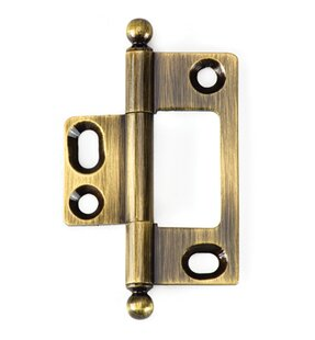 Save  sc 1 st  Wayfair & Brown Cabinet Hinges Youu0027ll Love | Wayfair