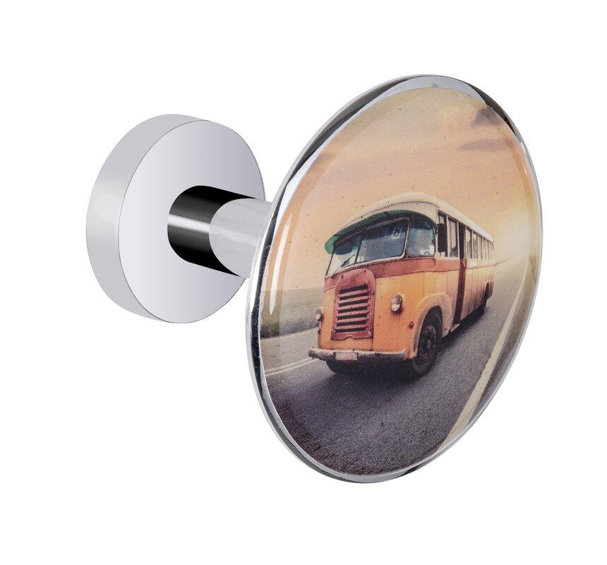 Wenko wandhaken vintage bus - Wandhaken vintage ...