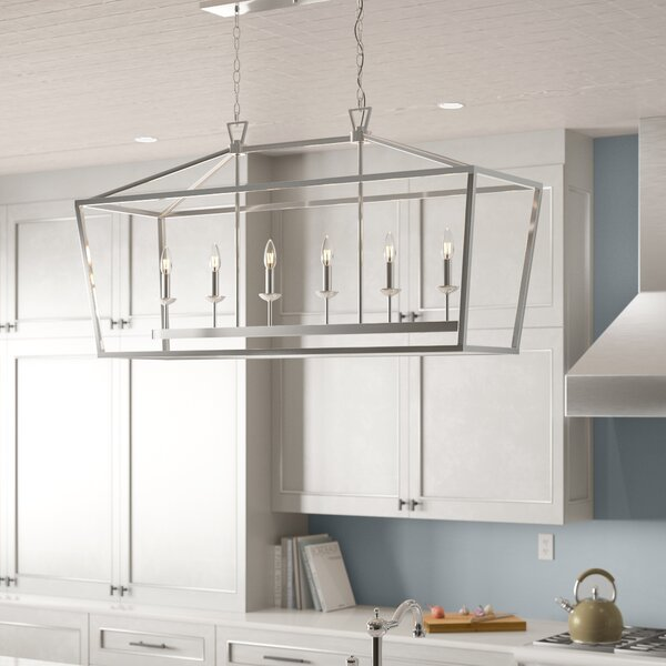 Kitchen Lighting Next: Carmen 6-Light Kitchen Island Pendant & Reviews