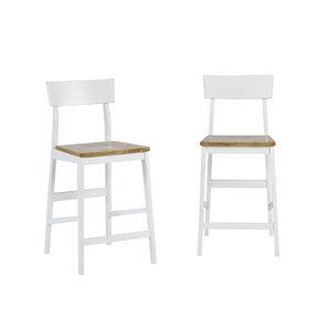 Finley Dining Chair (Set of 2) by Beachcrest Home
