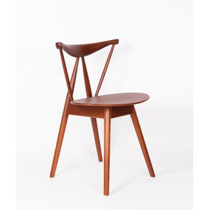 Aldborough Solid Wood Dining Chair by Langley Street