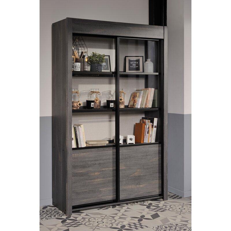 Gracie Oaks Larimore Display Cabinet Wayfair