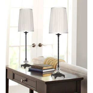 Candlestick Buffet Table Lamp Wayfair