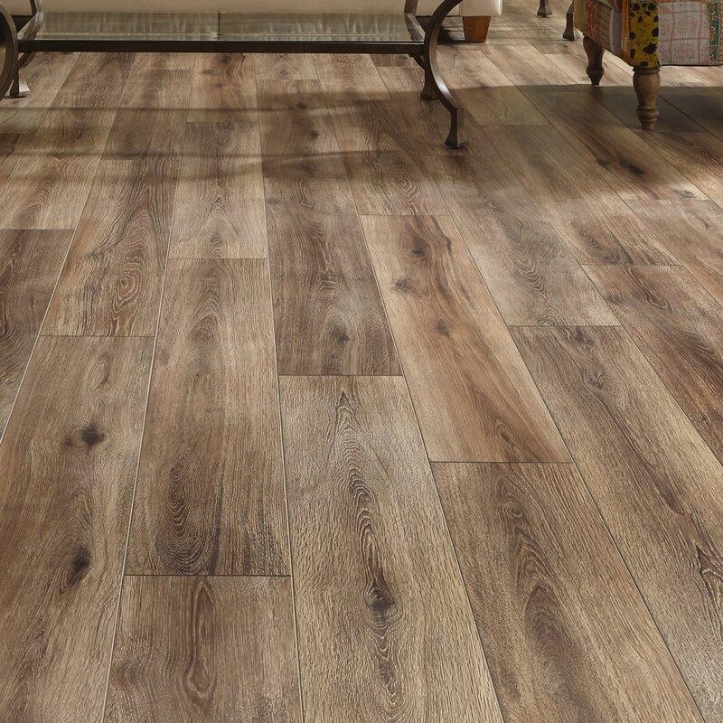 4 Best Kid Friendly Kitchen Flooring Options: Mannington Restoration Wide Plank 8'' X 51'' X 12mm