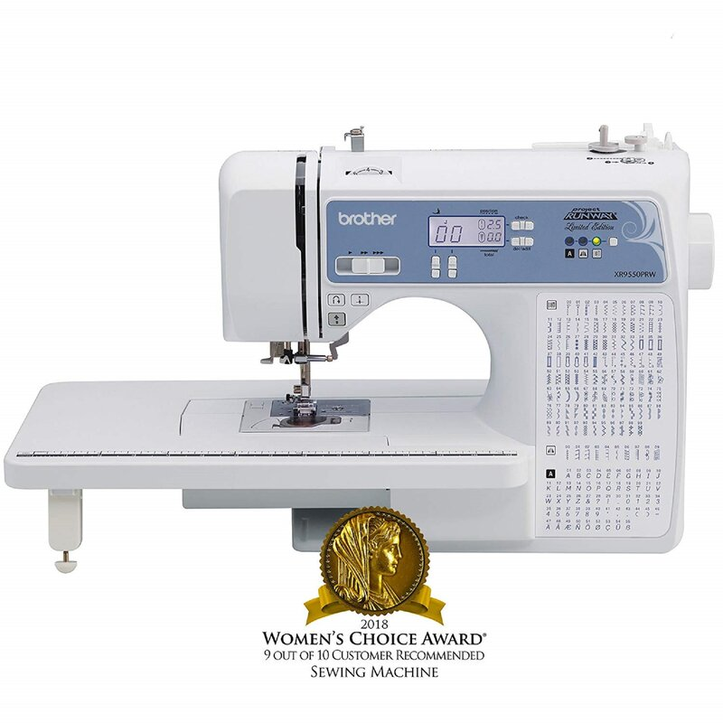Brother Sewing Quilting Computerized Electronic Sewing Machine