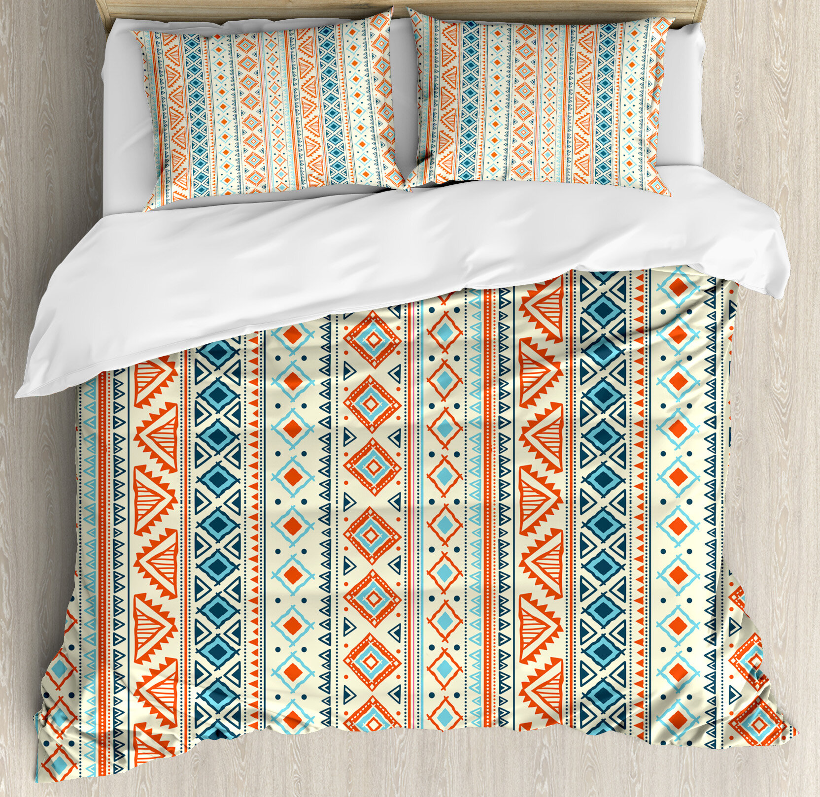Fantastic Ambesonne Tribal Mexican Style Aztec Pattern Retro Hand Drawn  LH16
