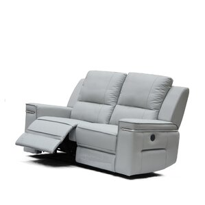 Gilmore Reclining Loveseat by Orren Ellis