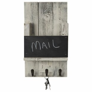 Perfect Wall Hanging Mail Organizer | Wayfair YG93