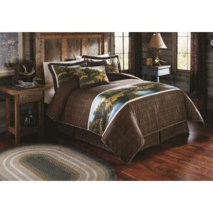 The Wyoming Collection? Platform Bed by Mountain Woods Furniture