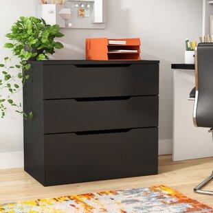 Avia 3 Drawer Filing Cabinet