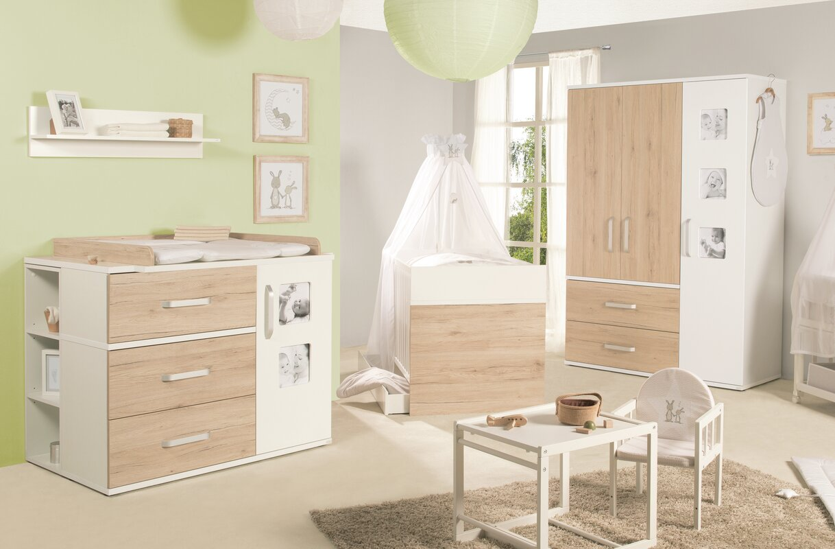 roba 3 tlg schlafzimmer set pepe