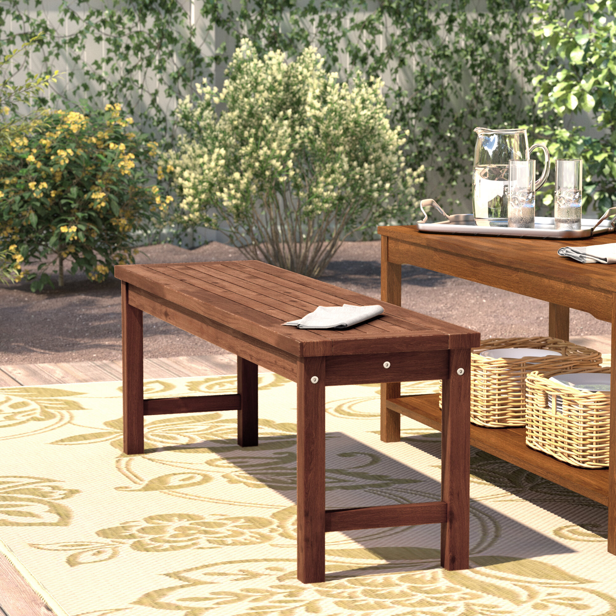bench outdoor a walmart table convert com and picnic benches ip