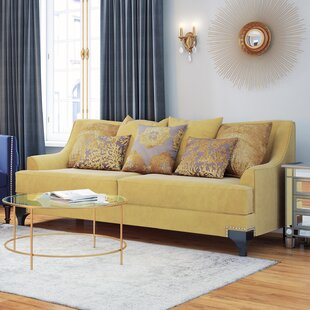 Mustard Yellow Sofa | Wayfair