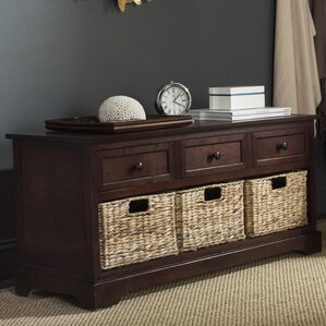 Perfect McKinley Storage Bench