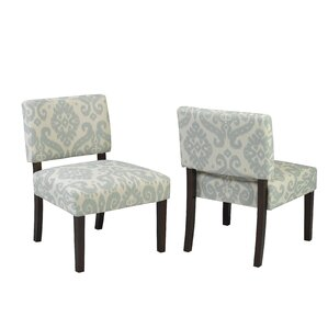 Leilani Side Chair by Bungalow Rose